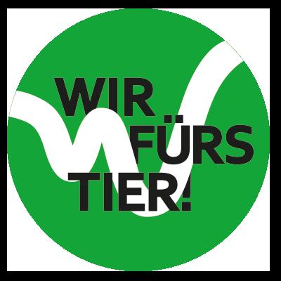 Wir fürs Tier Logo